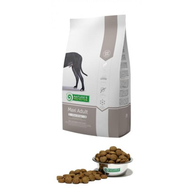 Maxi Adult корм для взрослых собак крупных пород. Вес взрослой собаки болeе 25 кг