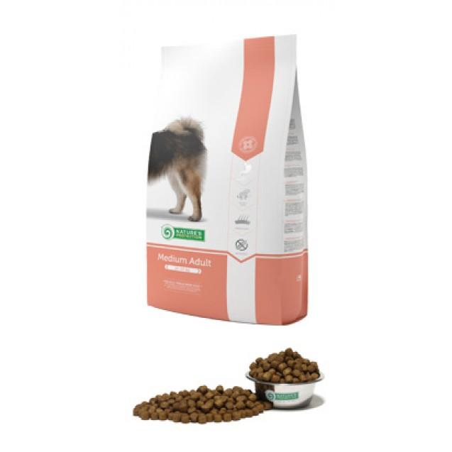 Medium Adult корм для взрослых собак средних пород Вес взрослой собаки: 11-25 кг