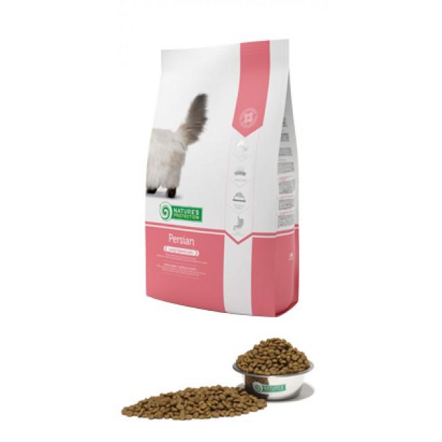 Persian сбалансированный корм для взрослых длинношерстных кошек от 1 года и старше