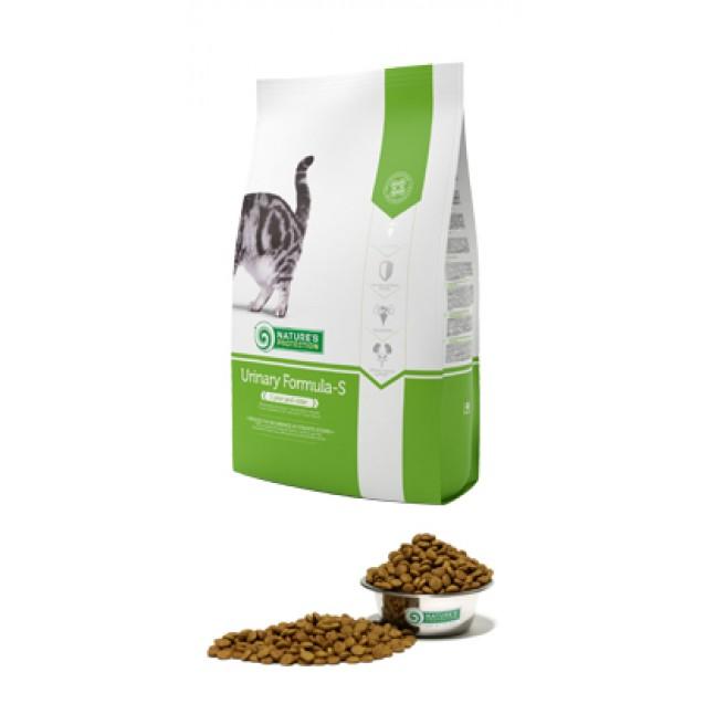 Urinary Formula-S диетический корм для взрослых кошек от 1 года и старше. Для снижения повторного формирования струвитов