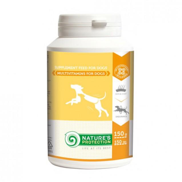 Natures Protection Мультивитамины для собак 12 в 1